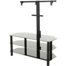 LINDENTV Stand with Bracket 1050mm Glass 3 Shelf50049081
