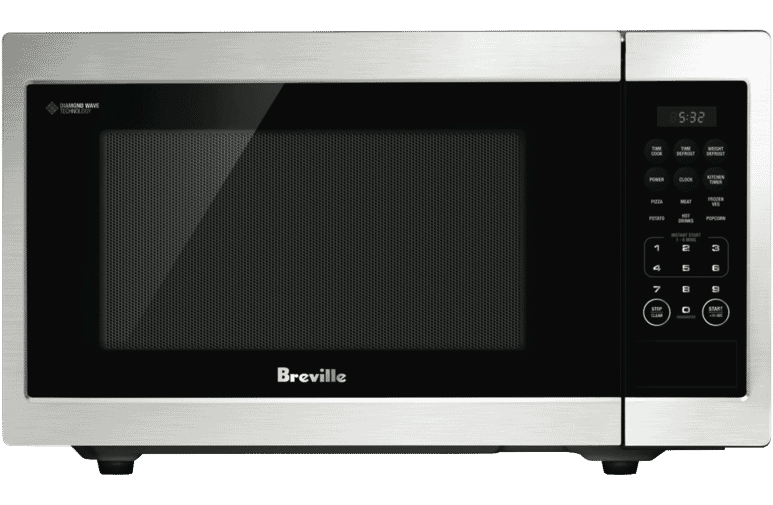 Breville 23l Flatbed Microwave Oven Lmo525bss