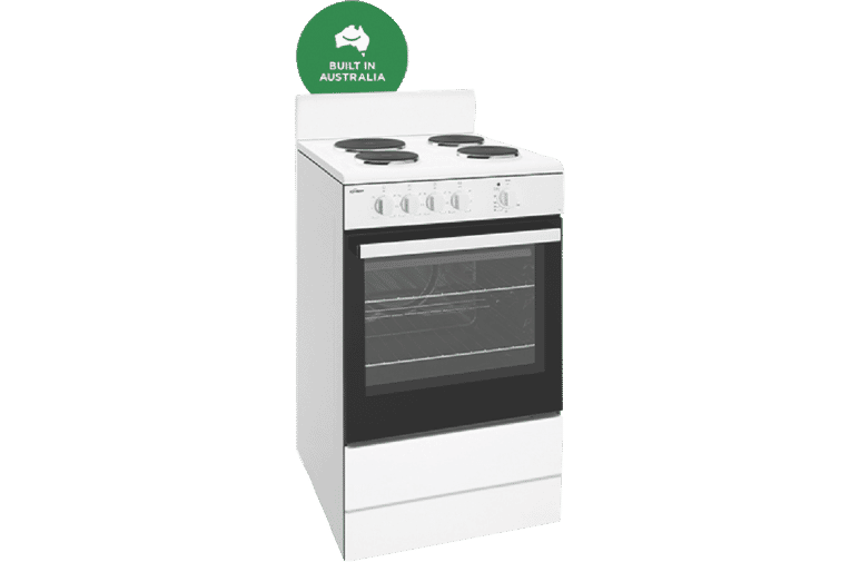 Chef 54cm Electric Upright Cooker  CFE532WB
