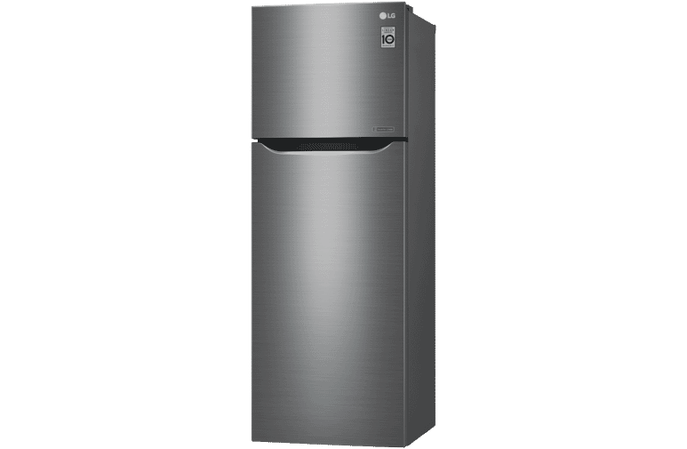 LG GT-332SDC 332L Top Mount Refrigerator at The Good Guys
