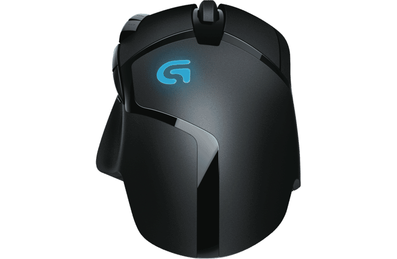 Logitech 2687864 G402 Hyperion Fury Gaming Mous at The Good Guys