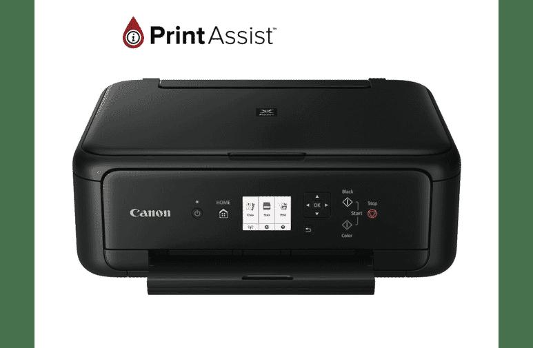 Canon TS5160BK PIXMA Wireless Inkjet MFC Printer TS5160BK at The Good Guys