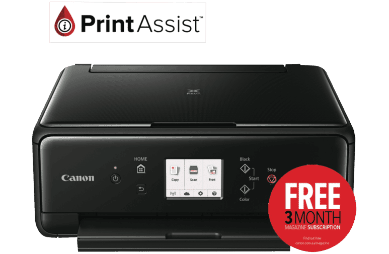 Canon Pixma Wireless Inkjet Mfc Printer Ts6160bk