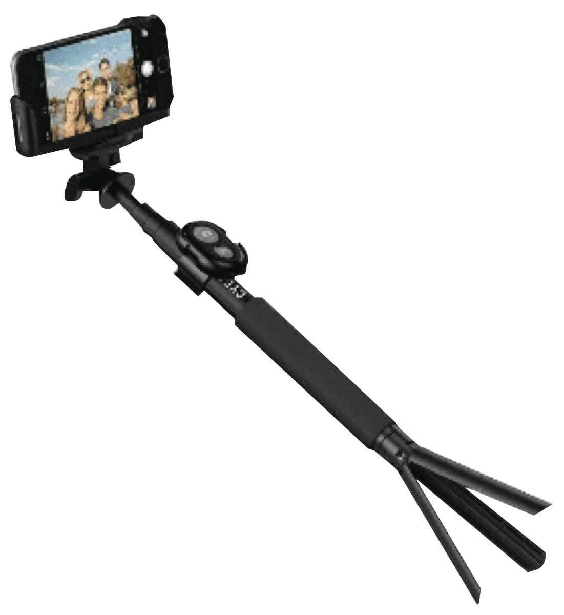 cygnett cy1735unses gostick bluetooth selfie stick at the