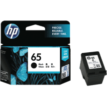 HP65 Black Ink Cartridge50051137