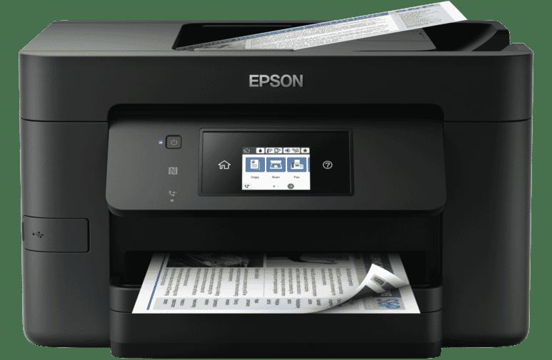 Epson WF-3725 Workforce Wireless Inkjet MFC Printer WF-3725 at The Good Guys
