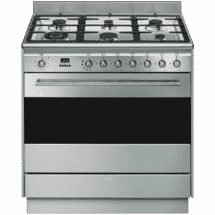 Smeg90cm Dual Fuel Upright Cooker50051826