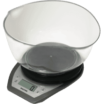SalterDual Pour Kitchen Scale with Bowl - 5KG50051941