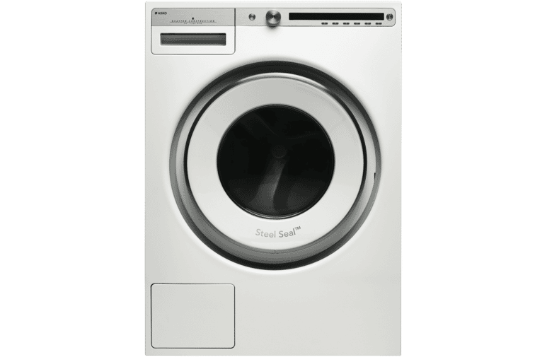 Asko W4104C 10kg Logic Front Load Washer at The Good Guys