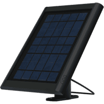 RingSpotlight Solar Panel Black50052094