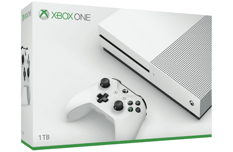 Xbox One 234-00023(X1SCNS S 1TB Console at The Good Guys Xbox Slim Internal Fuse on