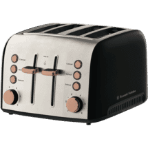 Russell HobbsBrooklyn 4 Slice Toaster - Copper50052894