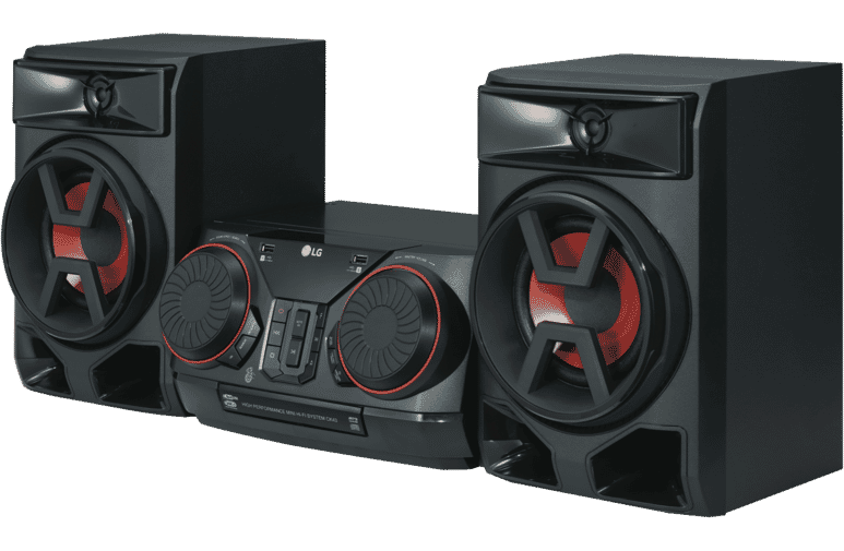 LG CK43 Xboom Sound System 300W at The Good Guys