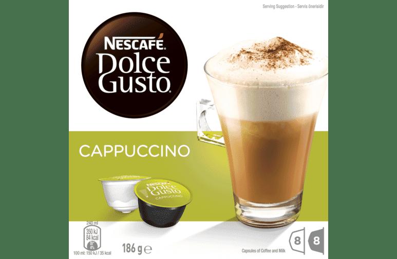 8bc9c573ff9 Nescafe Dolce Gusto 12362528 NESCAFÉ Dolce Gusto Cappuccino ...