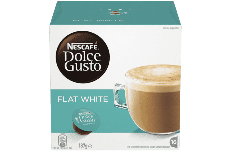b88897a35 Nescafe Dolce Gusto 12366398 Flat White Coffee Capsules at The ...
