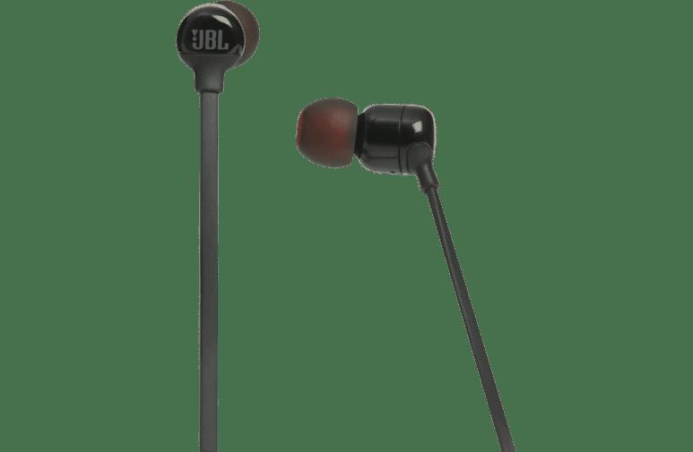8e503b4b602 JBL 3614092 T110 In-Ear Headphone - Black at The Good Guys