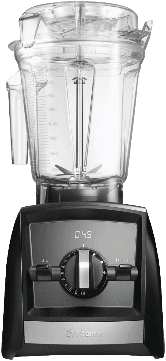 Ascent Series A2500i High-Performance Blender - Black