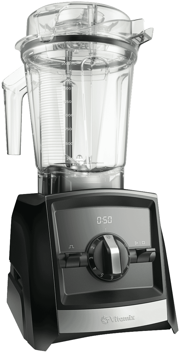 Ascent Series A2300i High-Performance Blender - Black