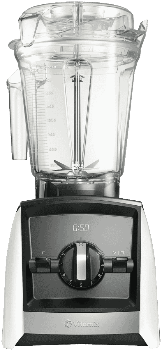 Ascent Series A2300i High-Performance Blender - White