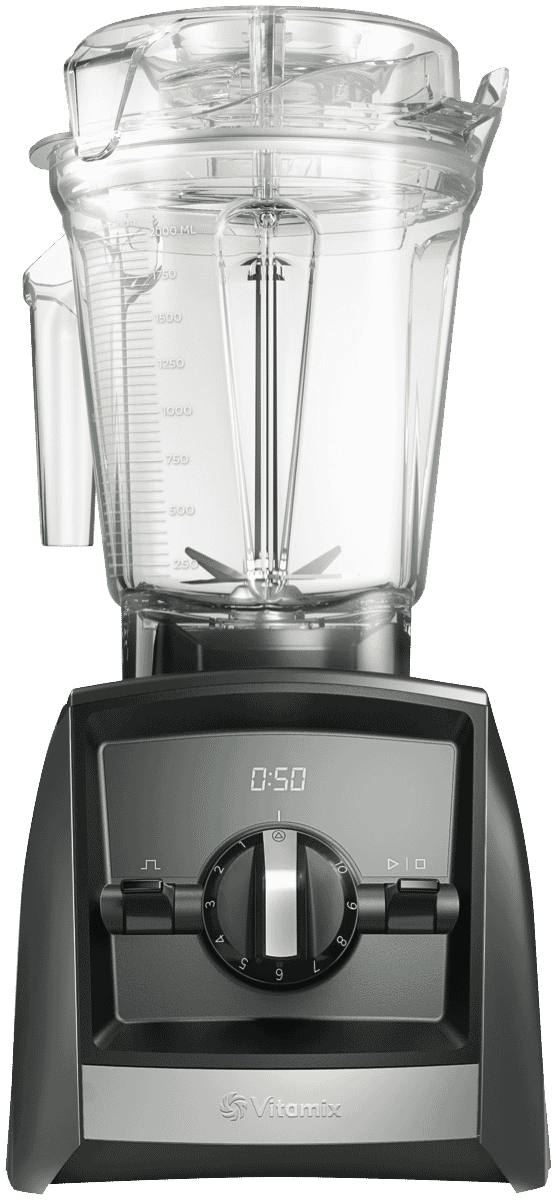 Ascent Series A2300i High-Performance Blender - Slate