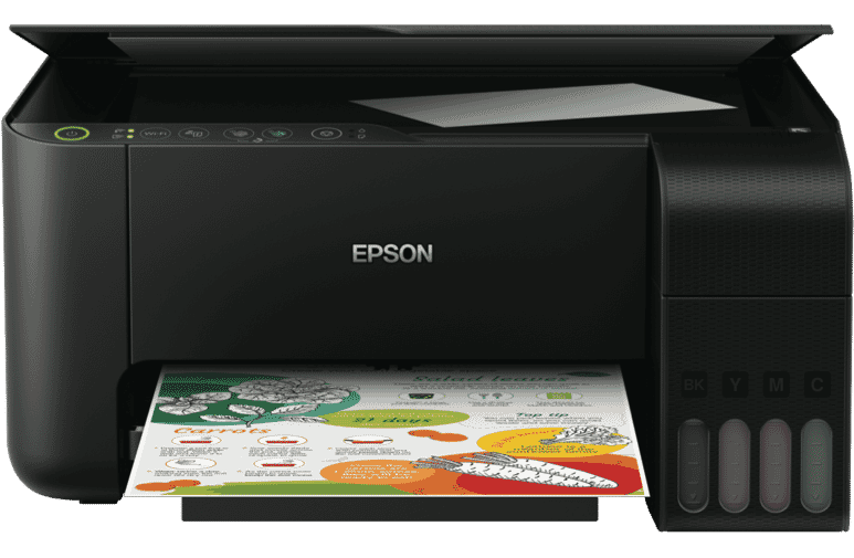 Epson ET-2710 Expression Eco Tank MFC Printer ET-2710 at The Good Guys
