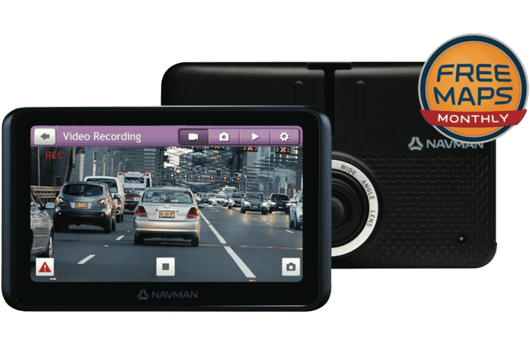 Navman 4205005 Drive Duo 2 GPS With Dash Cam at The Good Guys