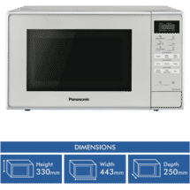 Panasonic Microwaves The Good Guys