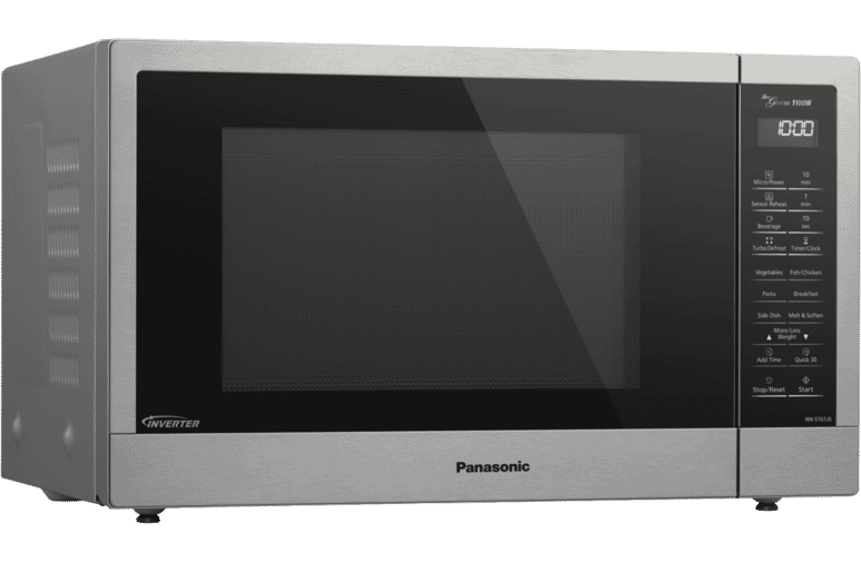 Panasonic32l Stainless Steel Inverter Microwave