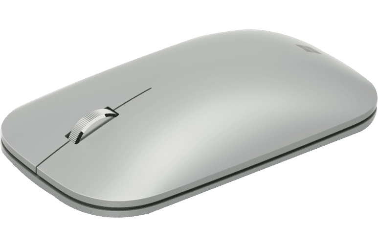 Microsoft KGY-00005 Surface Mobile Mouse Platinum at The Good Guys
