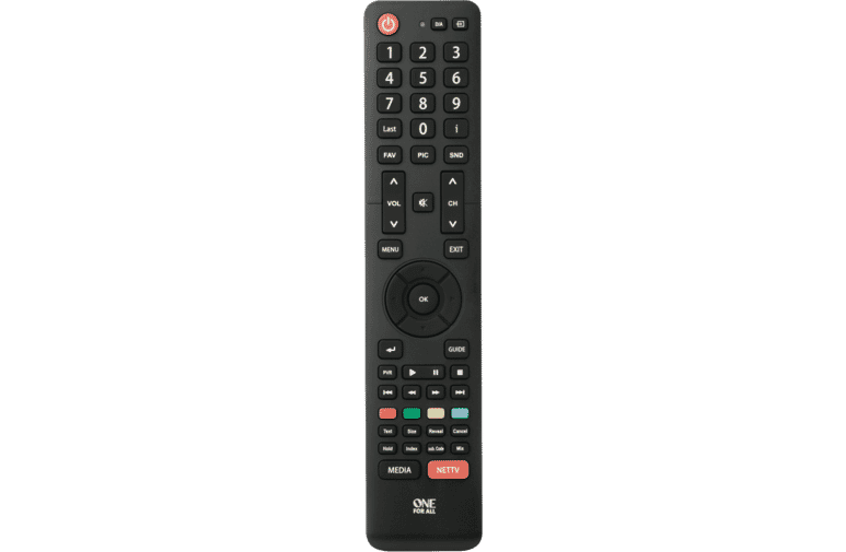 One For All UE-URC1916 Hisense TV Replacement Remote at The Good Guys