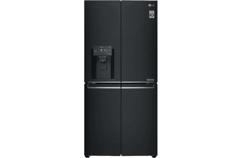 LG GF-L570MBL 570L French Door Refrigerator at The Good Guys
