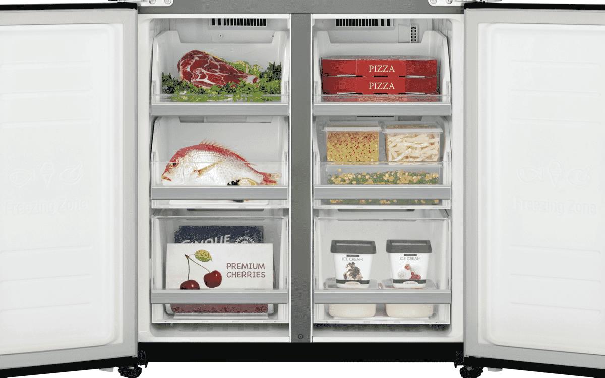 Lg Gf L570mbl 570l French Door Refrigerator At The Good Guys