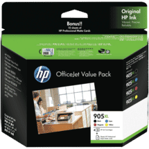 HP905XL Office Value Pack50061764