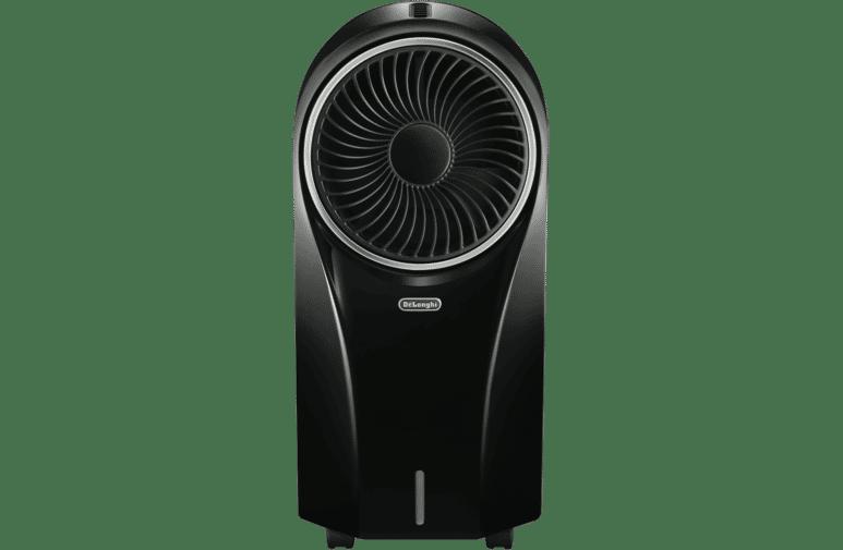 DeLonghi EV250BK Evaporative Cooler Black at The Good Guys