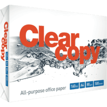 ClearcopyClearcopy A4 80gsm Laser Photocopy Paper50061947