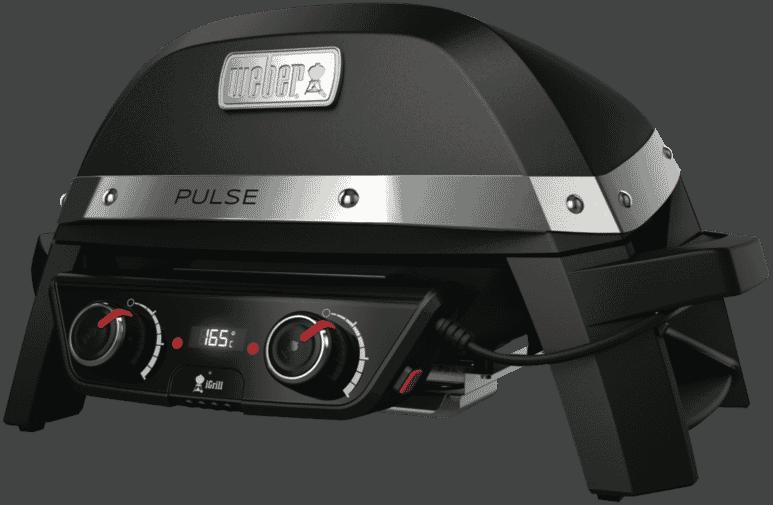 Weber Elektrogrill Pulse 2000 Test : Weber 82010024 pulse 2000 electric bbq black at the good guys