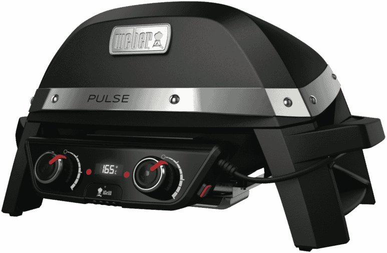 Weber Pulse 2000 Electric BBQ Black 82010024