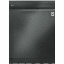 LGQuadWash Matte Black Stainless Steel Dishwasher50062261