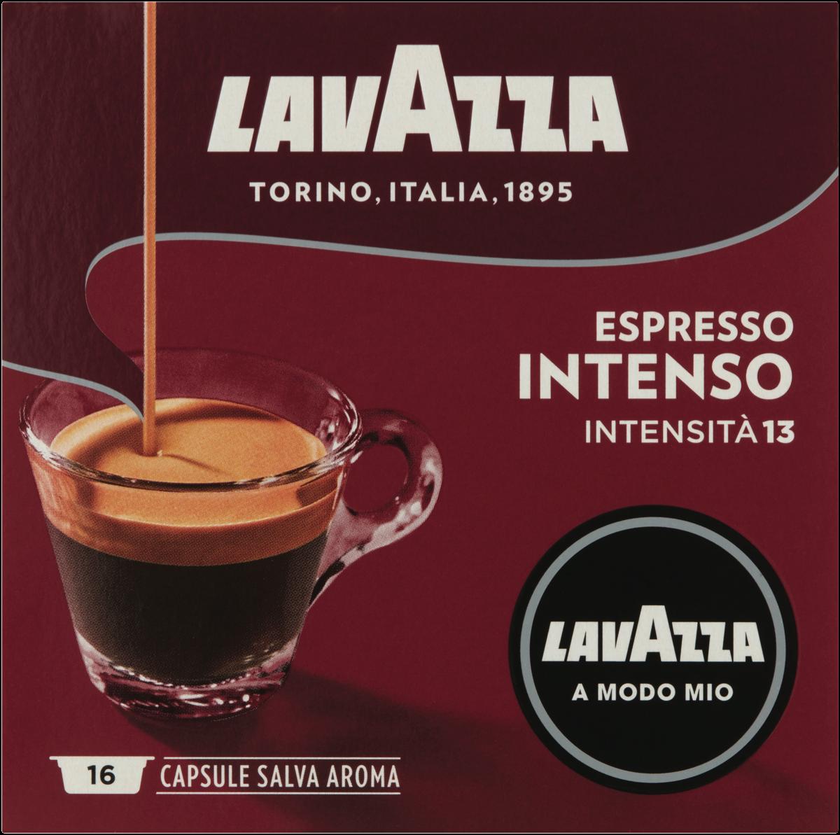 Lavazza 88602 Lavazza Intenso Coffee Capsules 16 Pk at The ...