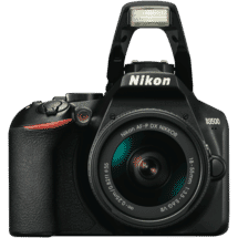 NikonD3500 DSLR with AF-P DX 18-55mm VR Lens50062494