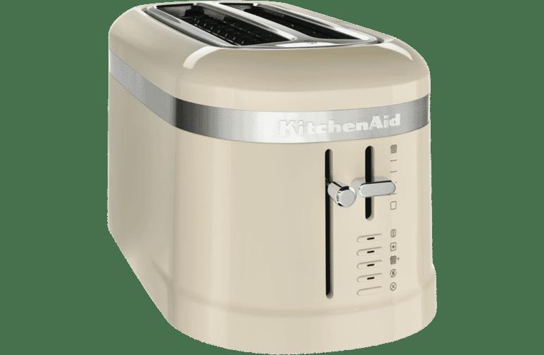 Kitchenaid Loft 4 Slice Toaster Almond Cream 5kmt5115aac