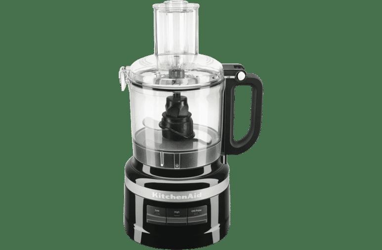 Wondrous Kitchenaid7 Cup Food Processor Onyx Black Machost Co Dining Chair Design Ideas Machostcouk