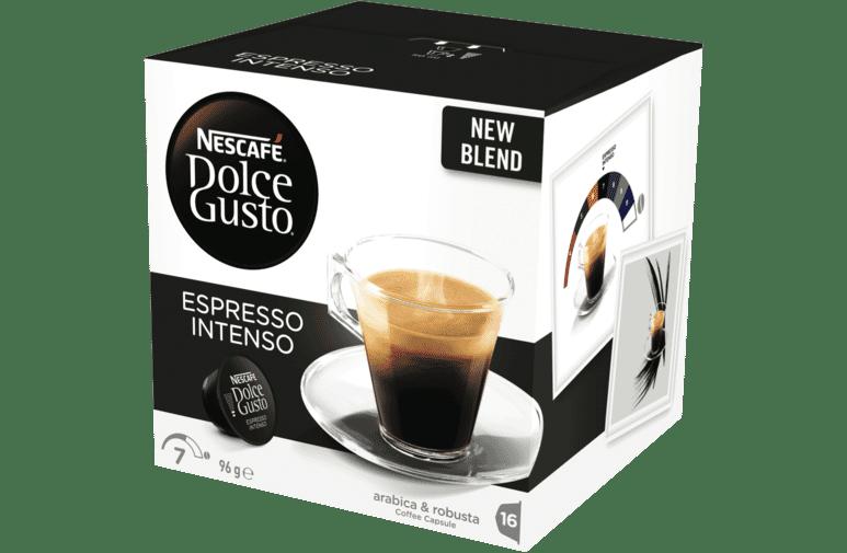 235662a4918 Nescafe Dolce Gusto 12379742 Espresso Intenso Coffee Capsule at ...