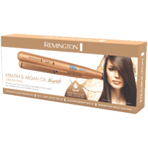 RemingtonNourish Straightener Keratin & Argan Oil50063552