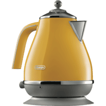 DeLonghiIcona Capitals New York Yellow Kettle50064130