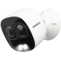 UnidenWiFi 1080P HD Security Camera with Spotlight50064283