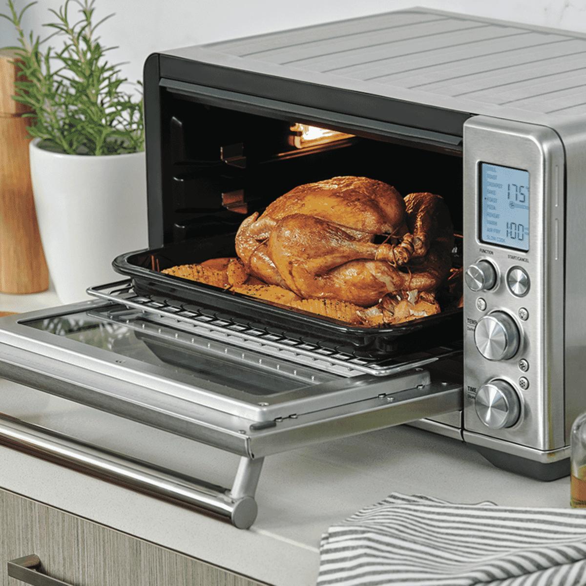 New Breville Bov860bss4jan1 The Smart Oven Air Fryer Ebay