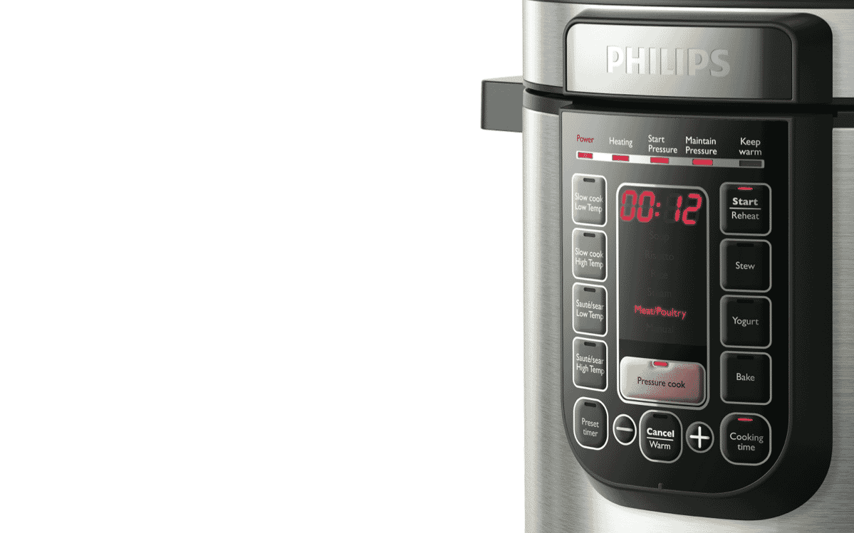 Philips HD2237/72 All-In-One Cooker at The Good Guys