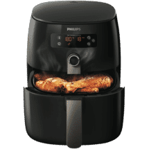 PhilipsAirfryer Twin TurboStar Digital Black50064657