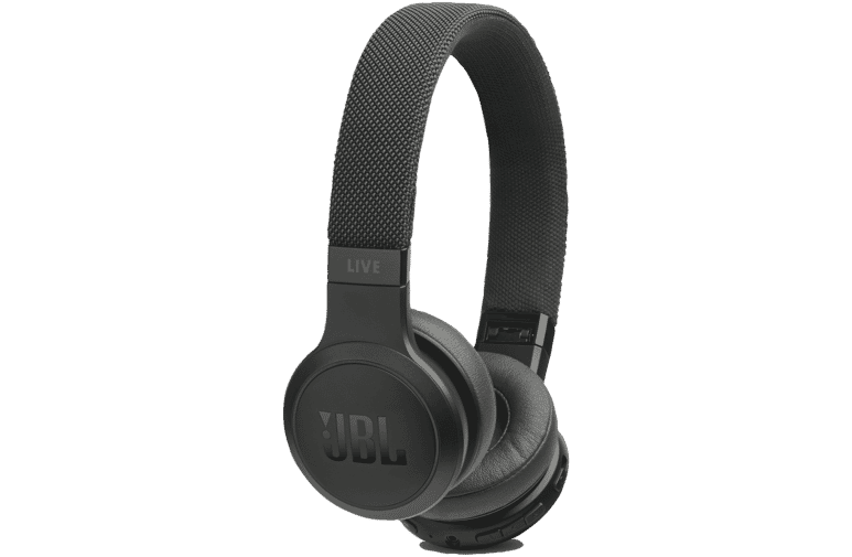 Jbl 4306346 Live 400bt On Ear Wireless Headphones At The Good Guys